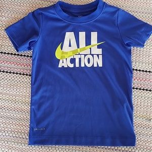 NIKE ALL ACTION DRI-FIT Shirt 4 T
